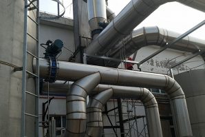 工厂不锈钢排烟管道