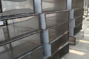不锈钢方形风管