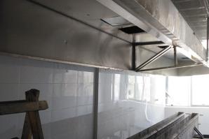 餐饮厨房排烟管道