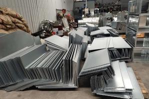 镀锌板通风管道加工
