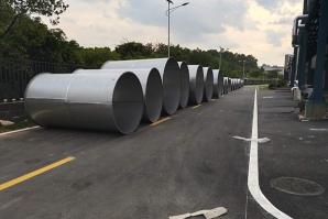 工厂环保通风管道